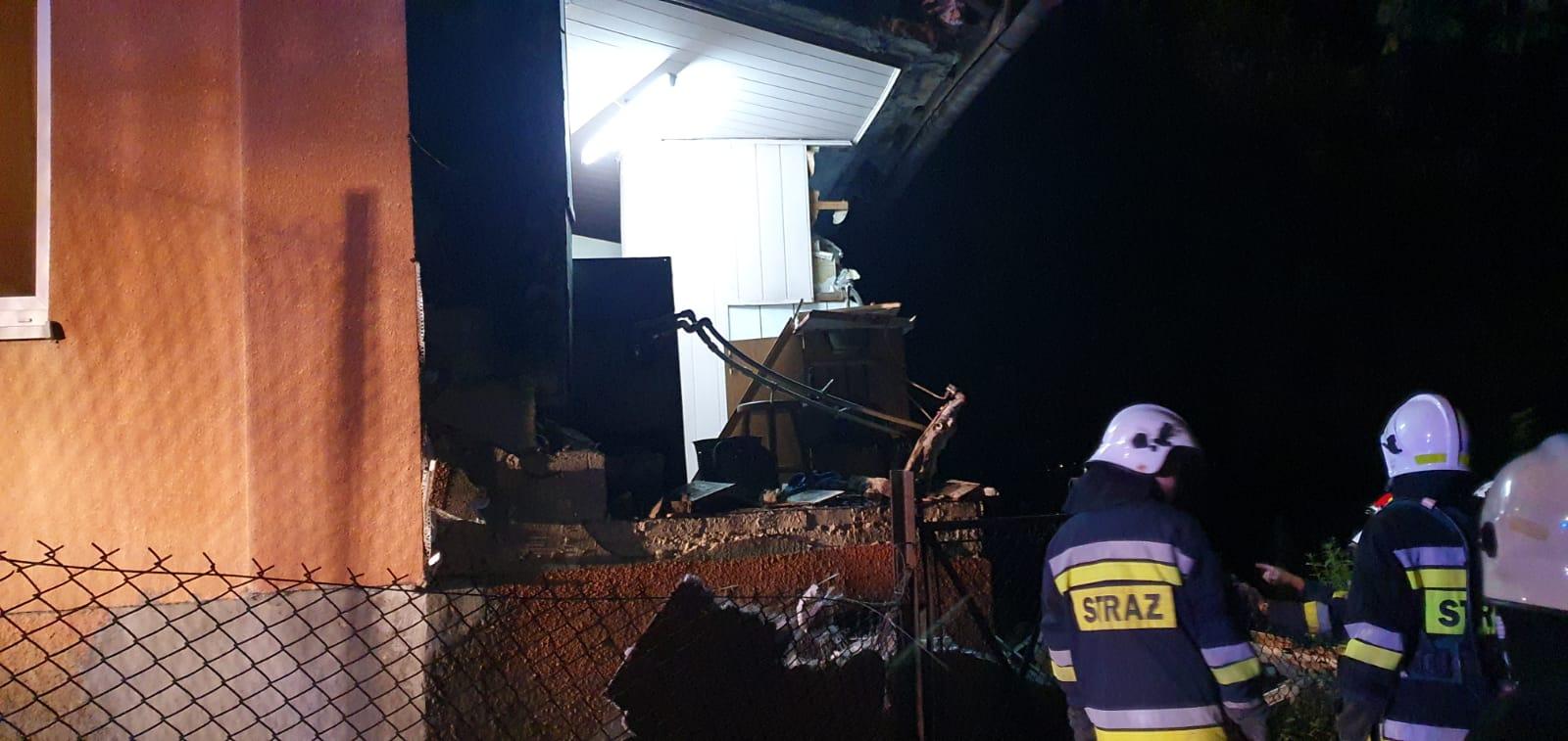 Udana zbiórka dla rodziny poszkodowanej podczas wybuchu butli gazowej