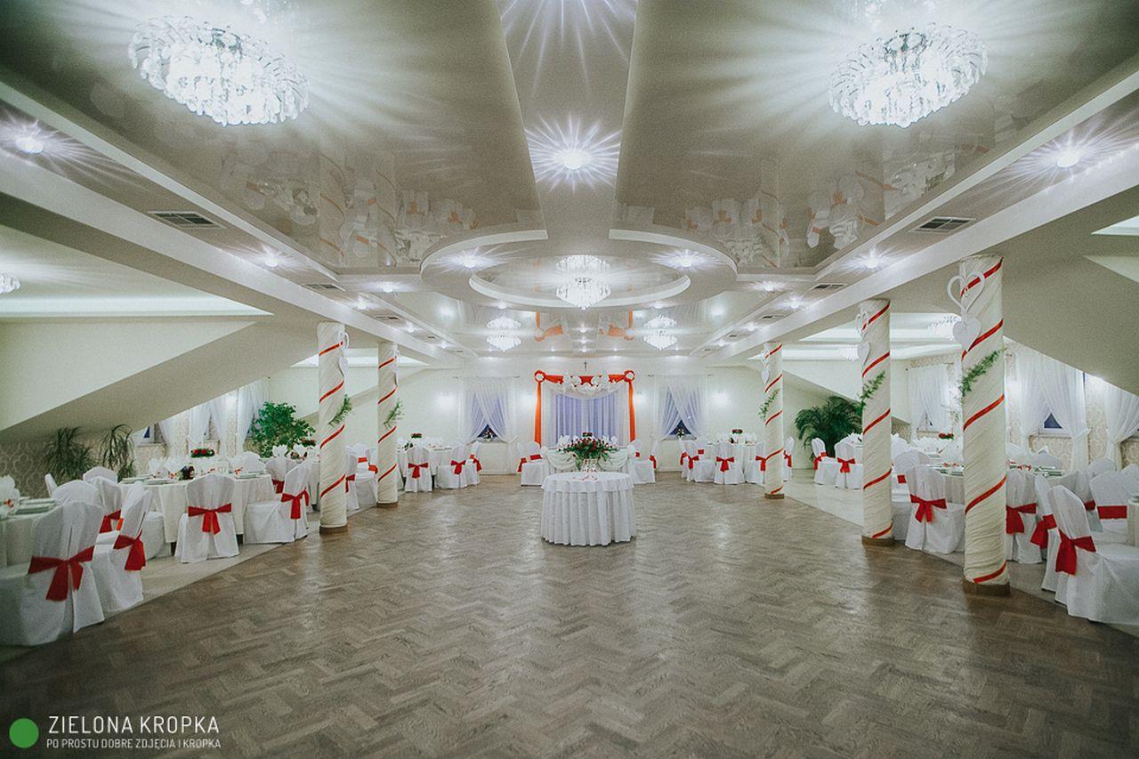 Sala weselna 'Czerwona Róża'