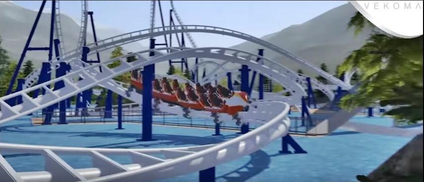 Taki rollercoaster powstanie w 2020 roku w Energylandii