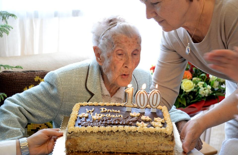 Setne urodziny pani Adeli z Choczni