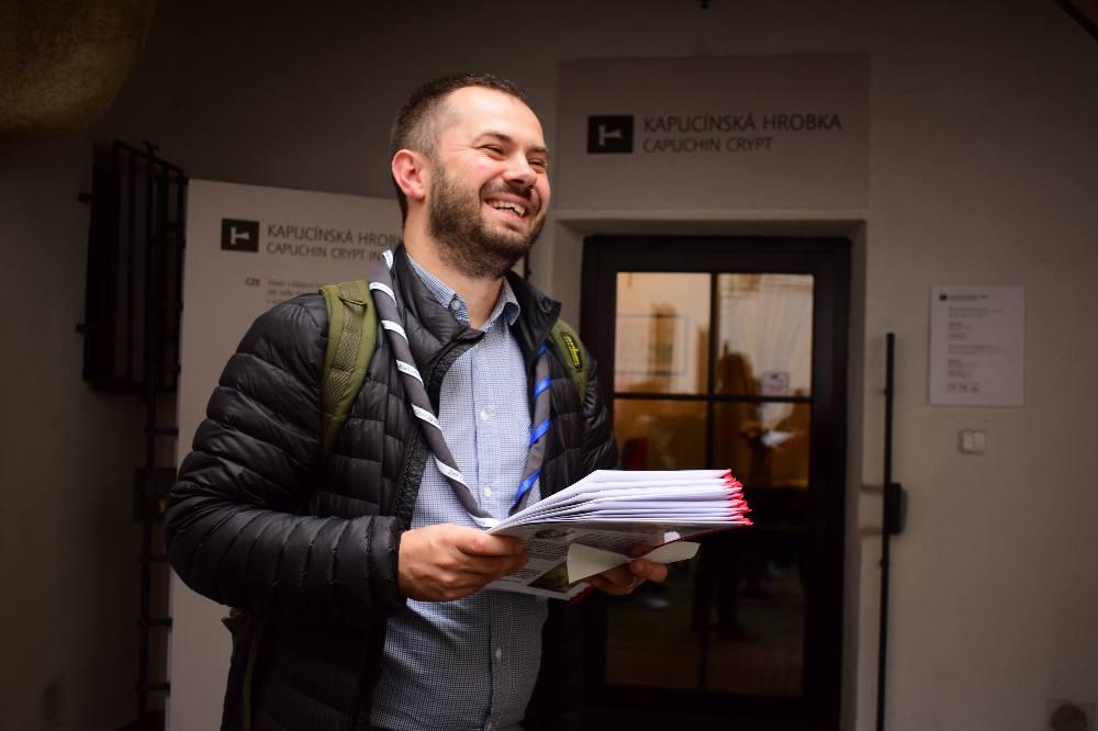Wieloletni działacz ZHP zasłużony dla gminy Andrychów