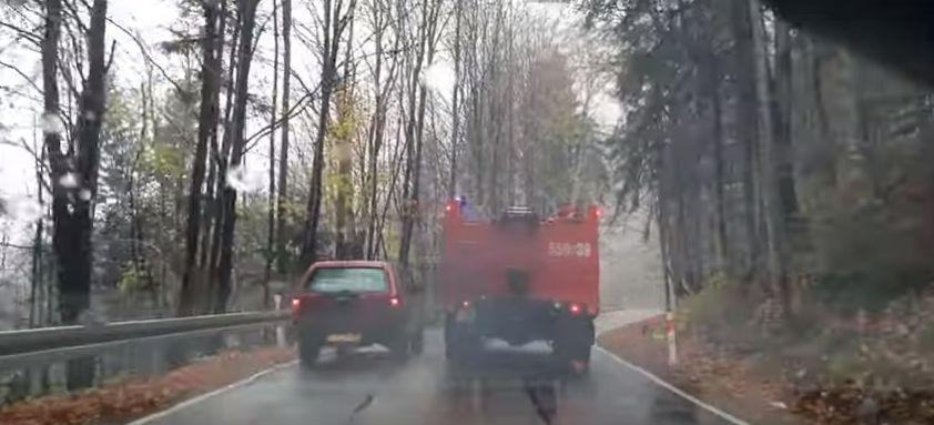 Strażakom z Targanic potrzebny jest nowy wóz. Oto dowód dlaczego