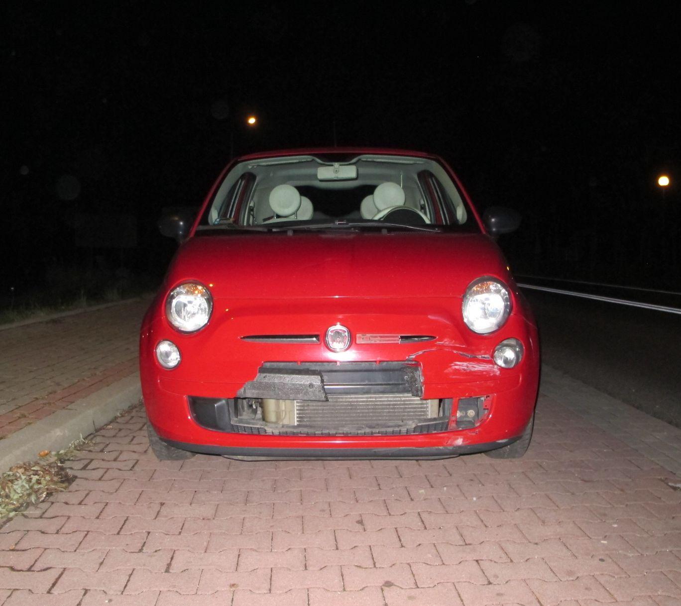 Wypadek z udziałem motocyklisty na drodze krajowej w Bulowicach [FOTO] [AKTUALIZACJA]