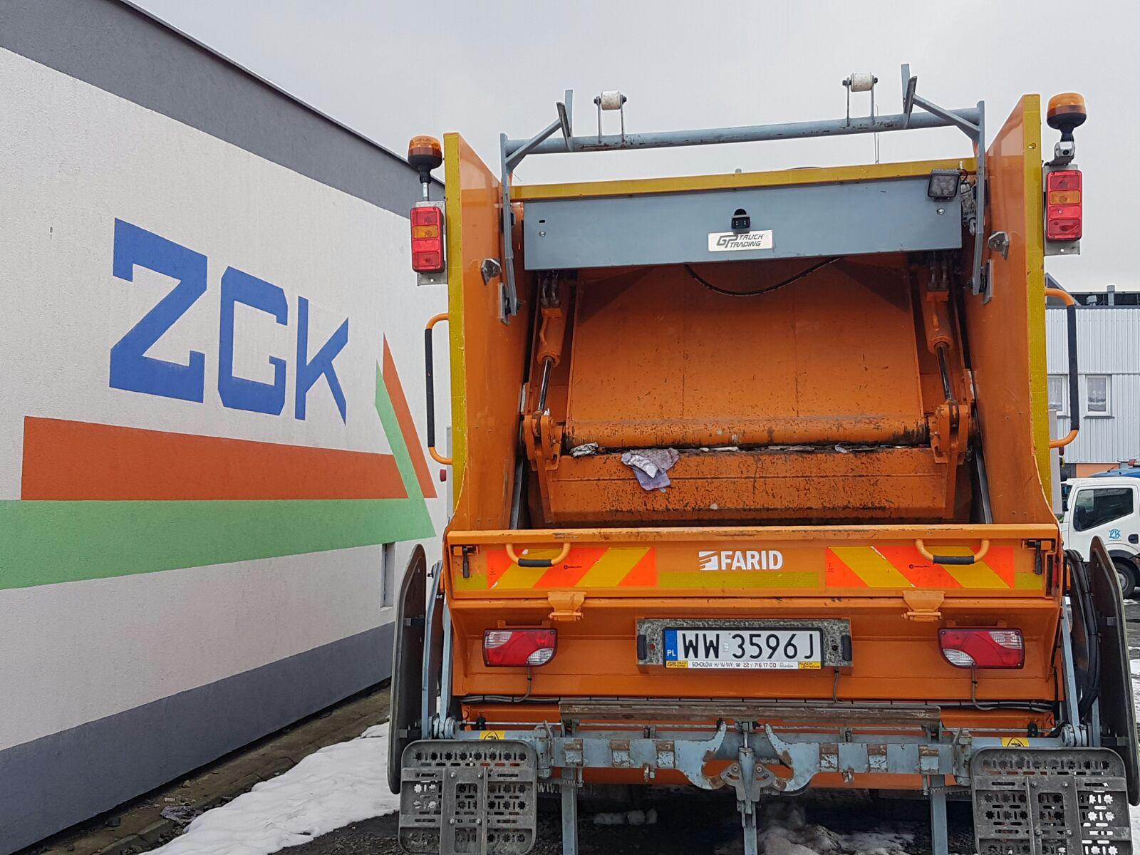 Wiadomo kto odśnieży drogi, a kto wywiezie śmieci?