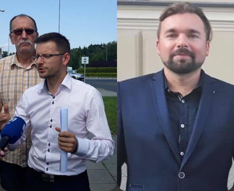 Kaliński doniósł na Klinowskiego do Rektora UJ