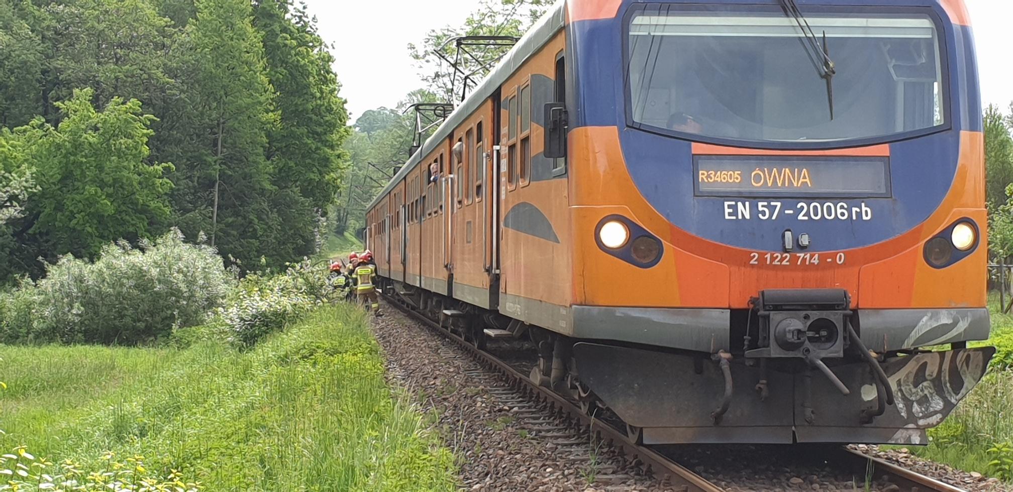 Umorzono śledztwo w sprawie wypadku na torach kolejowych w Bulowicach