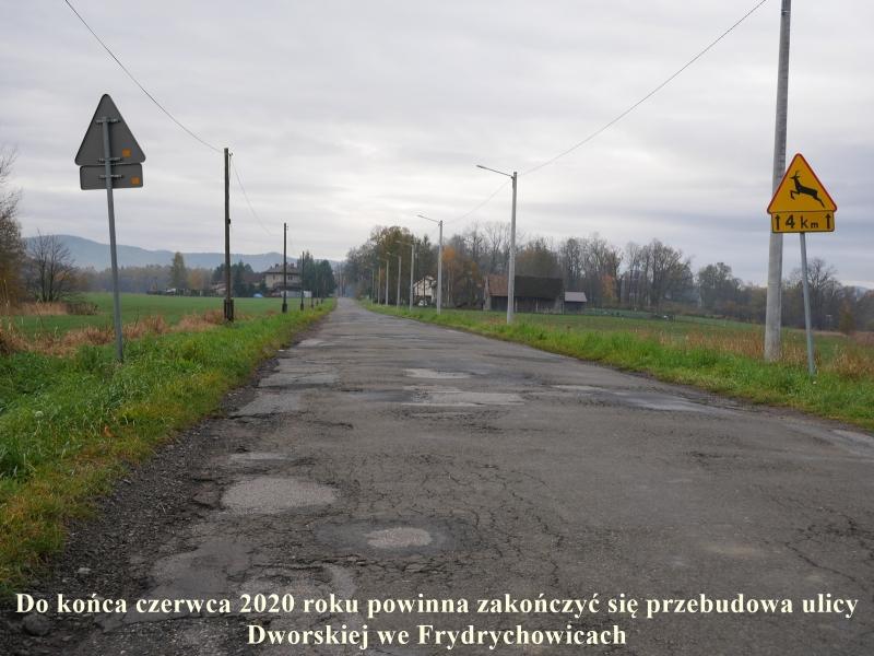 Dwie dziurawe drogi zostaną wyremontowane