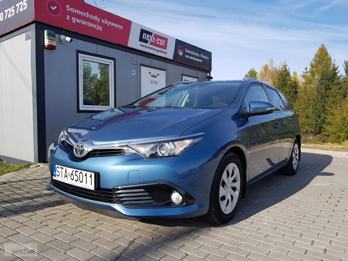 Next-Car sprzeda samochód: TOYOTA AURIS II, SALON POLSKA, GWARANCJA FABRYCZNA