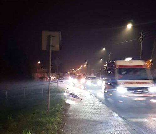 Potrącenie rowerzysty. W czwartek specjalna akcja policji na drogach