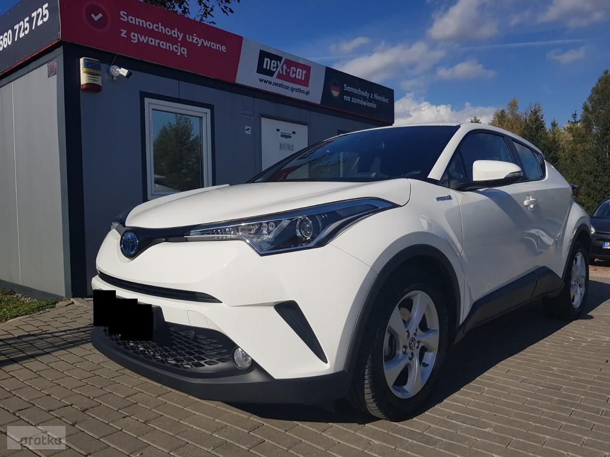 Next-Car sprzeda samochód: Toyota C-HR 1.8 Hybrid Premium. OKAZJA