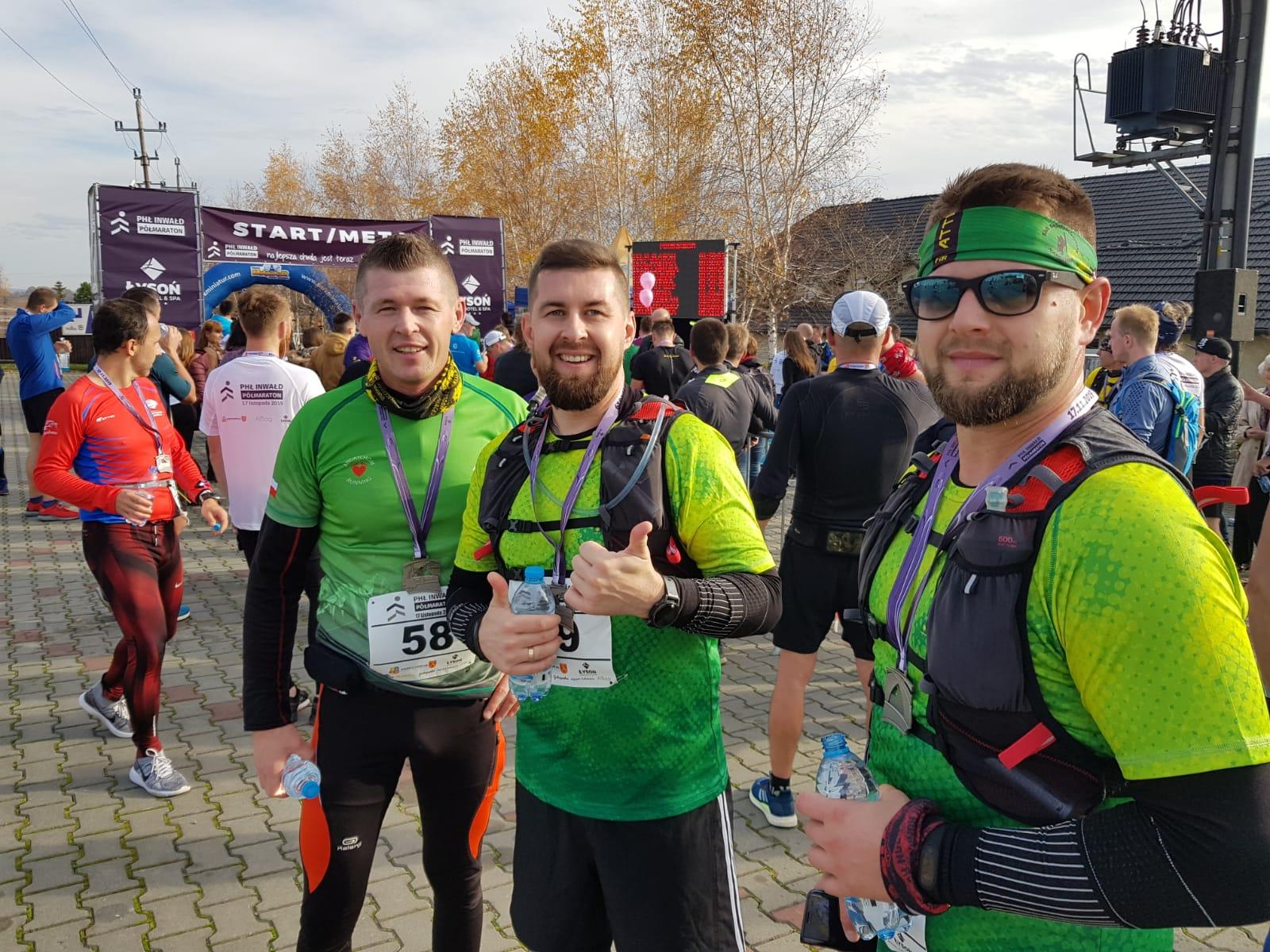 Półmaraton Inwałdzki na zakończenie sezonu biegowego [FOTO]