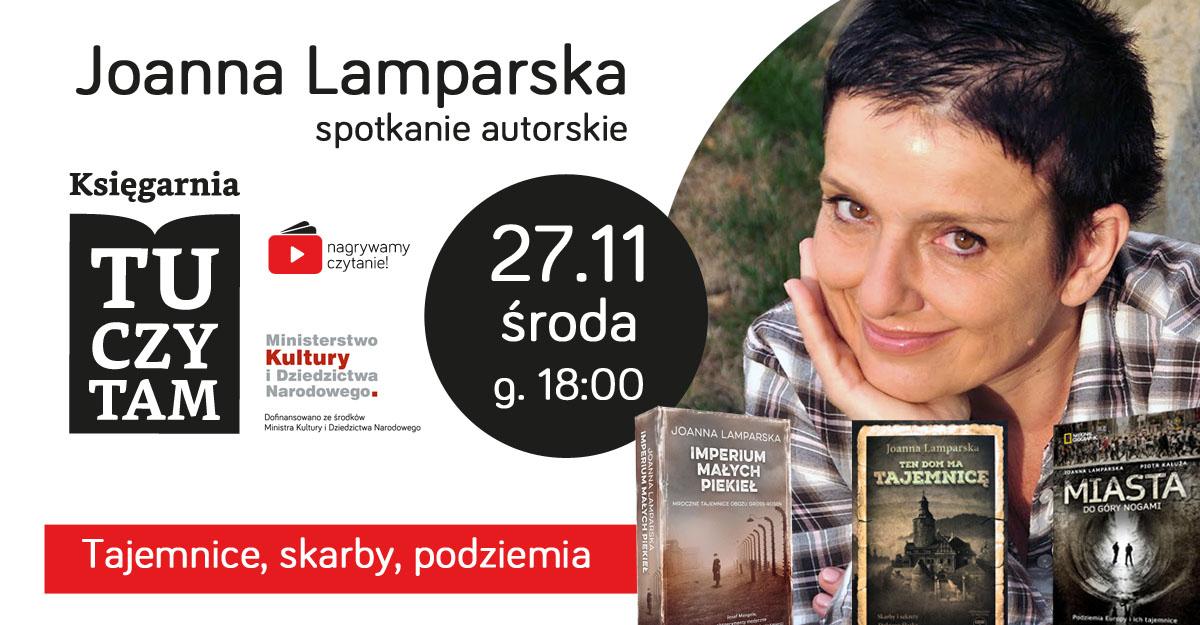 W księgarni TuCzyTam w Kętach możecie spotkać nie tylko książki, ale też ich autorów
