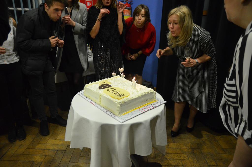 XX-lecie grupy teatralnej C'est la vie. Tak było [FOTO]
