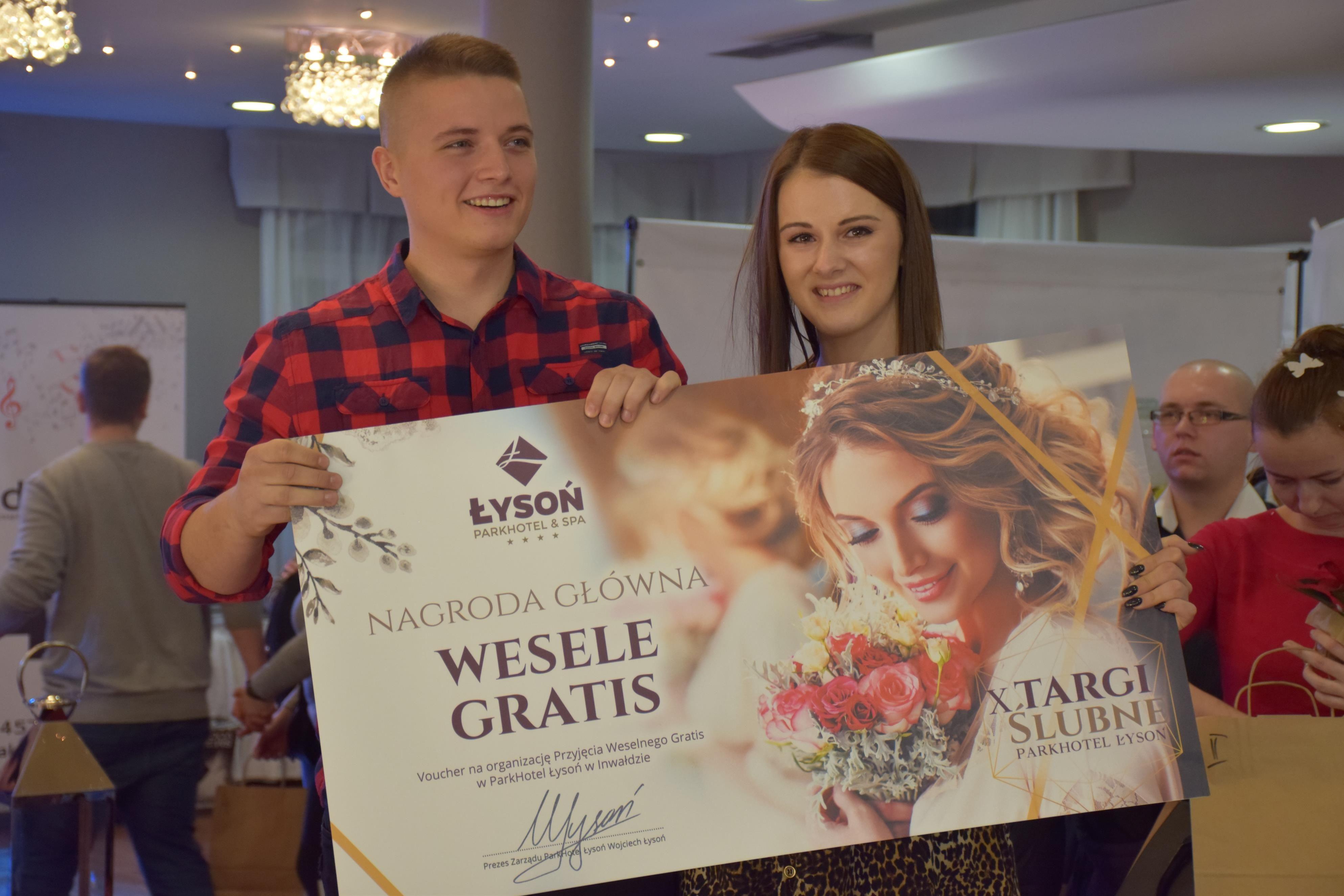 Ogromne zainteresowanie Targami Ślubnymi w Park Hotel Łysoń [FOTO, VIDEO]
