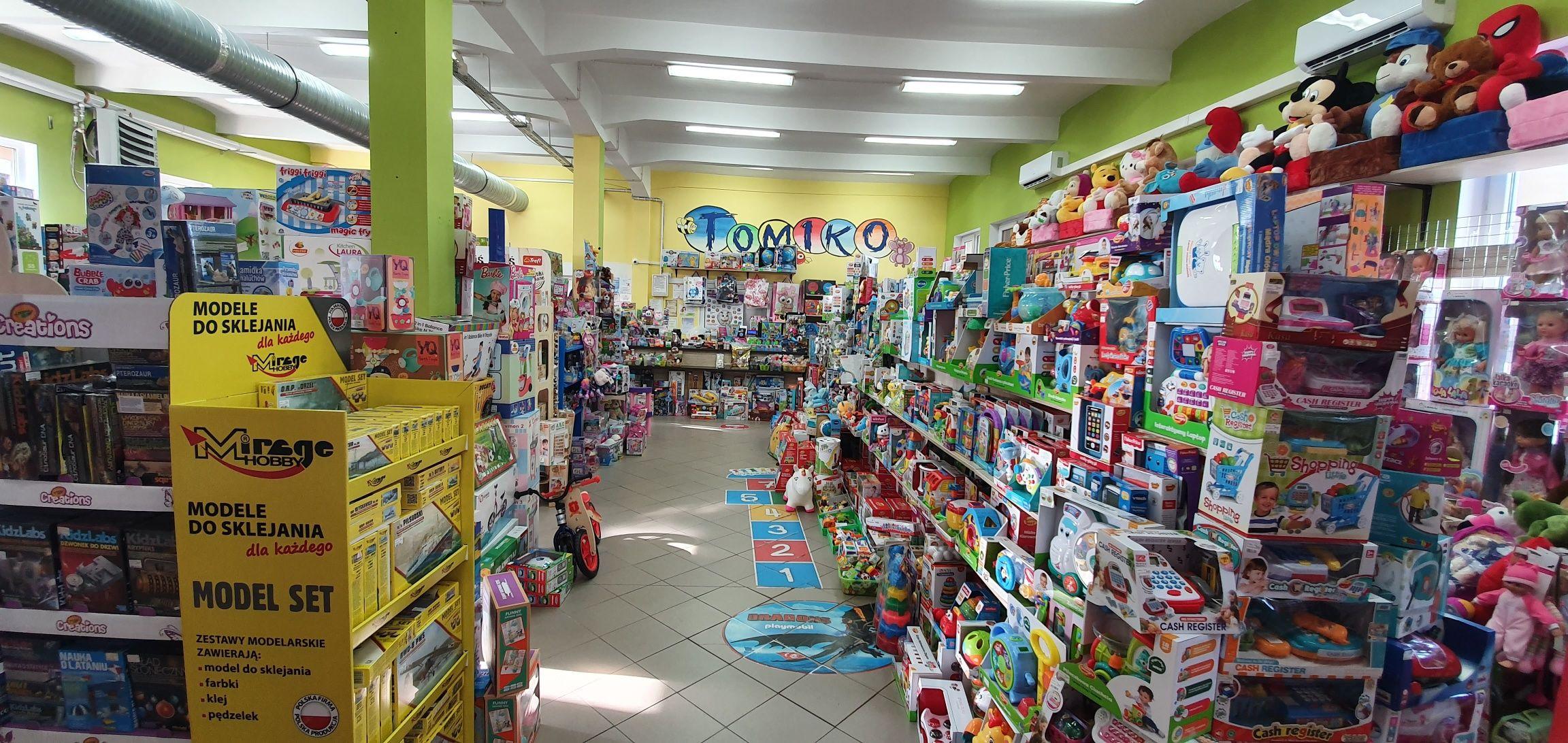 Jak co roku sklep Tomiko zaprasza na mikołajkowo-świąteczne zakupy