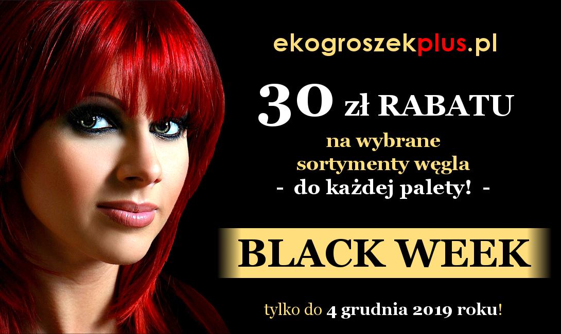 Nie przegap!... Tydzień niskich cen w e-sklepie ekogroszekplus.pl