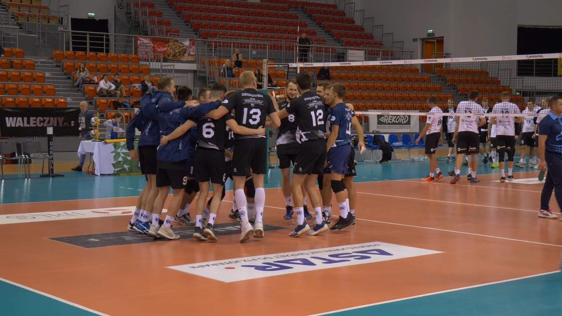 MKS i Kęczanin wygrywają sobotnie mecze
