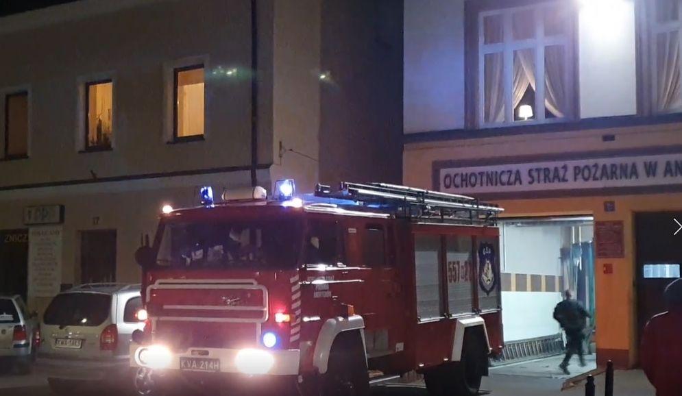 Strażacy ochotnicy rozdali czujniki tlenku węgla, które już ratują życie