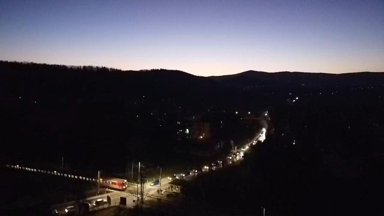 Tak budził się dzień w Andrychowie i okolicach [FOTO]
