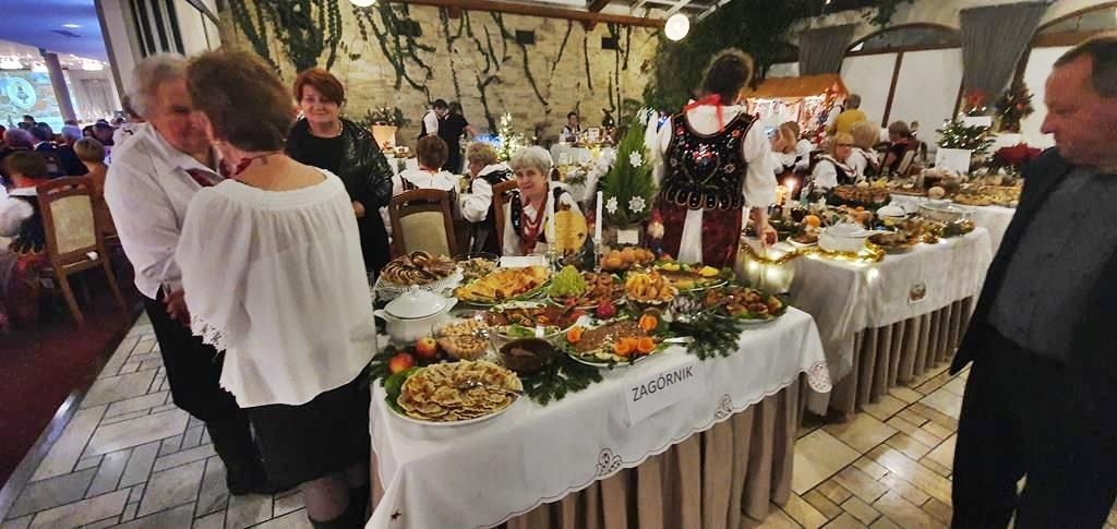 Festiwal świątecznych przysmaków podczas jubileuszowego konkursu Stół Wigilijny [FOTO]