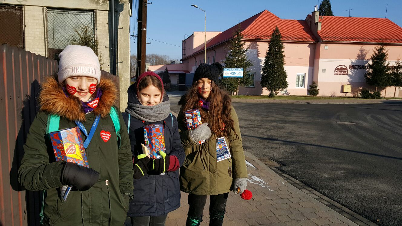 Koncerty WOŚP po latach wracają do Andrychowa!