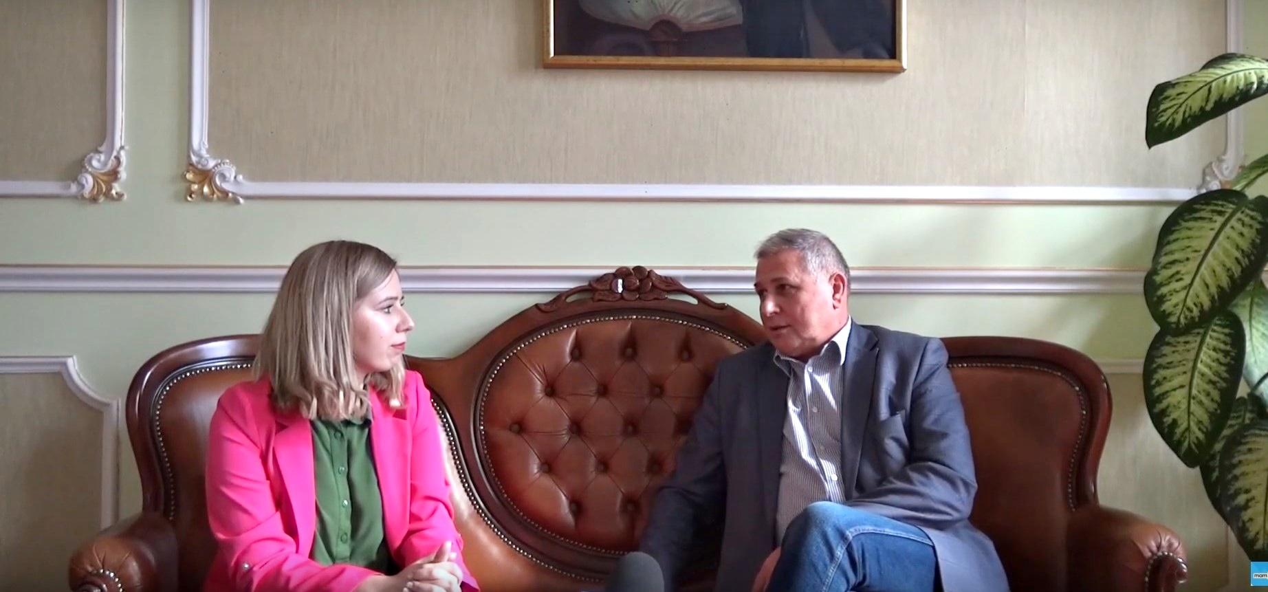 Pierwszy rok nowej kadencji. Rozmawiamy z burmistrzem Andrychowa Tomaszem Żakiem