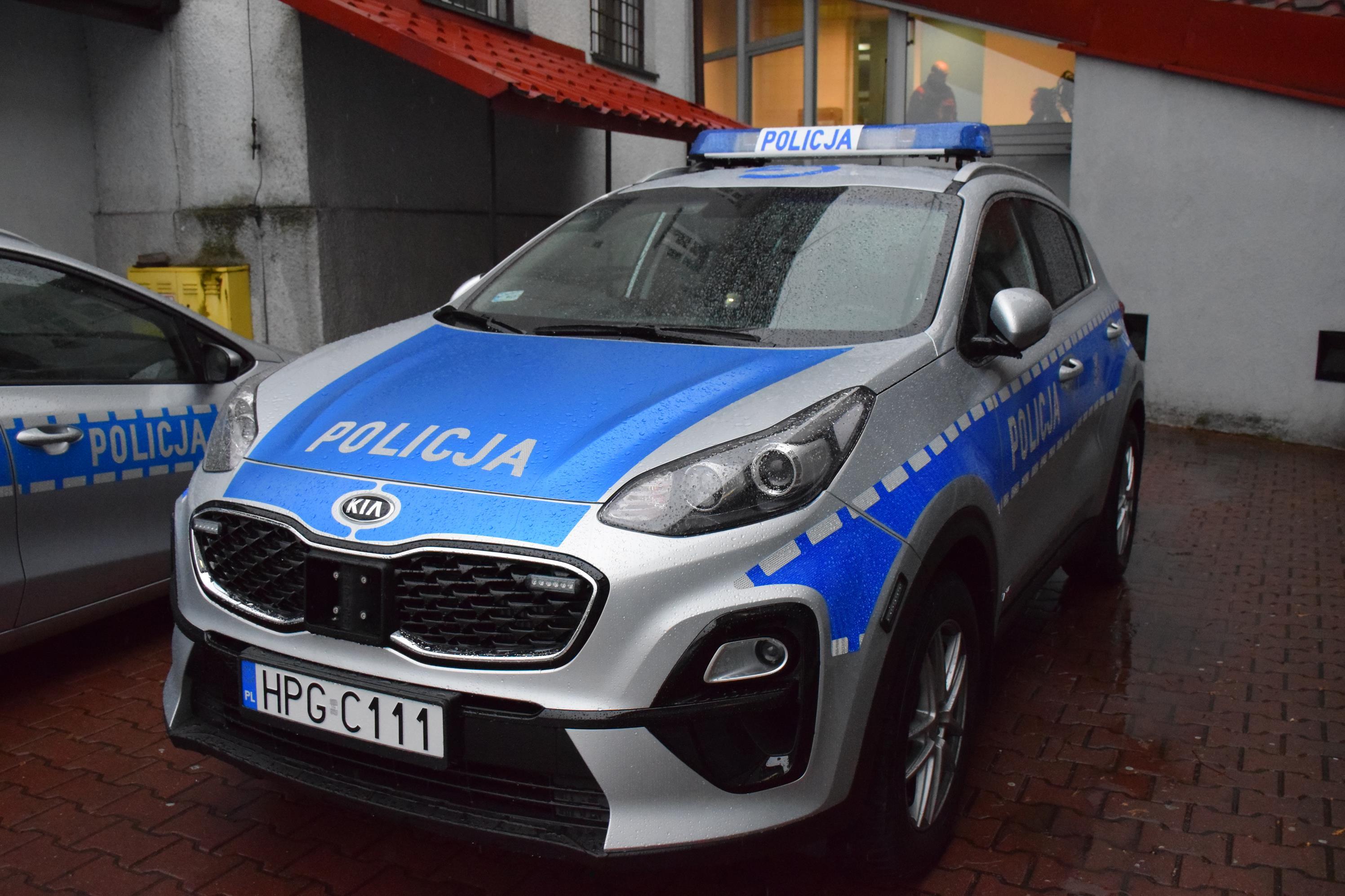 Nowa fura trafiła w ręce andrychowskiej policji