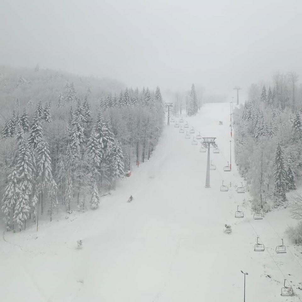 30 grudnia rusza sezon narciarski na Czarnym Groniu