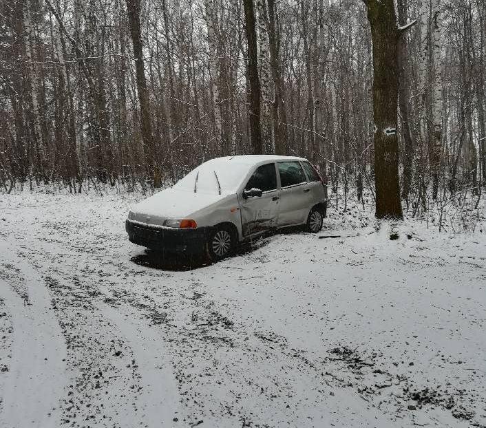 Kolejne porzucone auto w Andrychowie. Jak długo tam postoi?