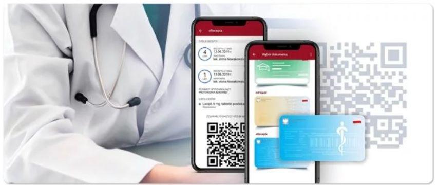 Wybierając się do lekarza nie zapomnij telefonu