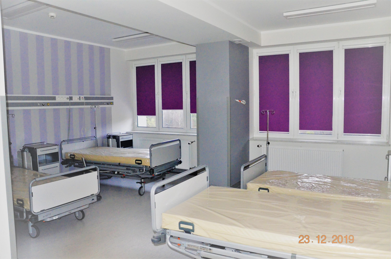 Nowa odsłona oddziału ginekologicznego