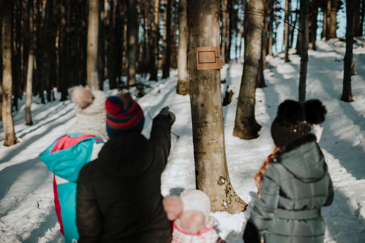 Nietypowe atrakcje podczas zimowej półkolonii na Kocierzu!