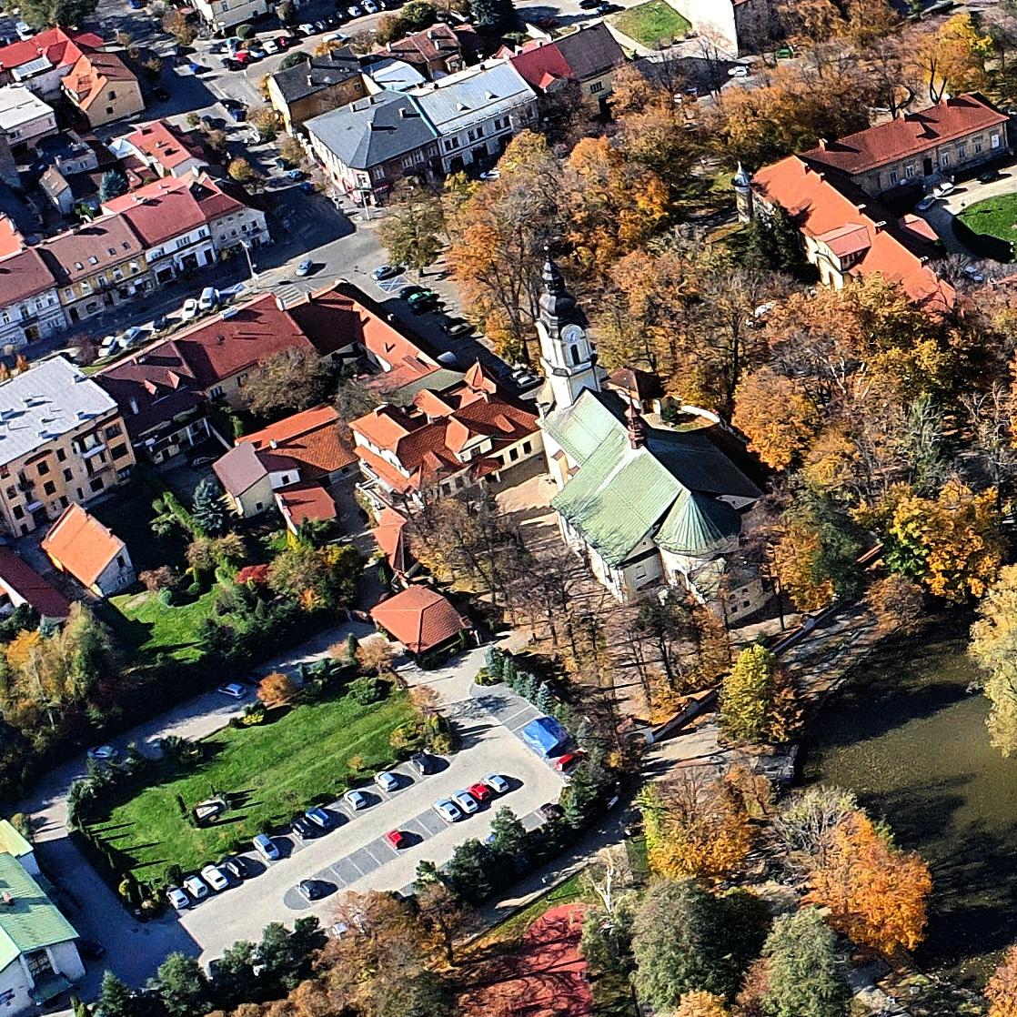 Najmniej liczna grupa mieszkańców gminy Andrychów to dzieci w wieku 3,6 i 7 lat a także 18-latkowie