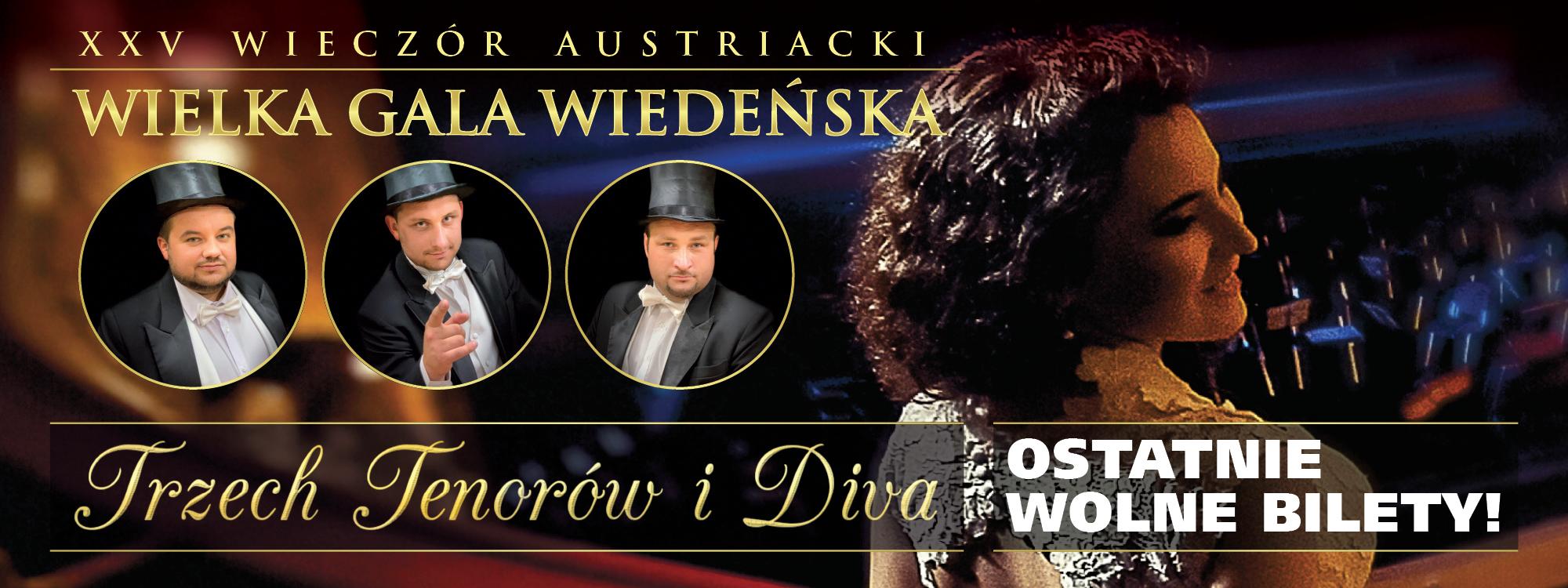 Ostatnie bilety na Wielką Galę Wiedeńską w MDK!