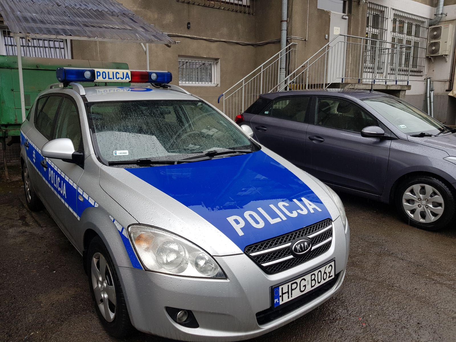 Kradzież w centrum Andrychowa. Sprawczyni zatrzymana