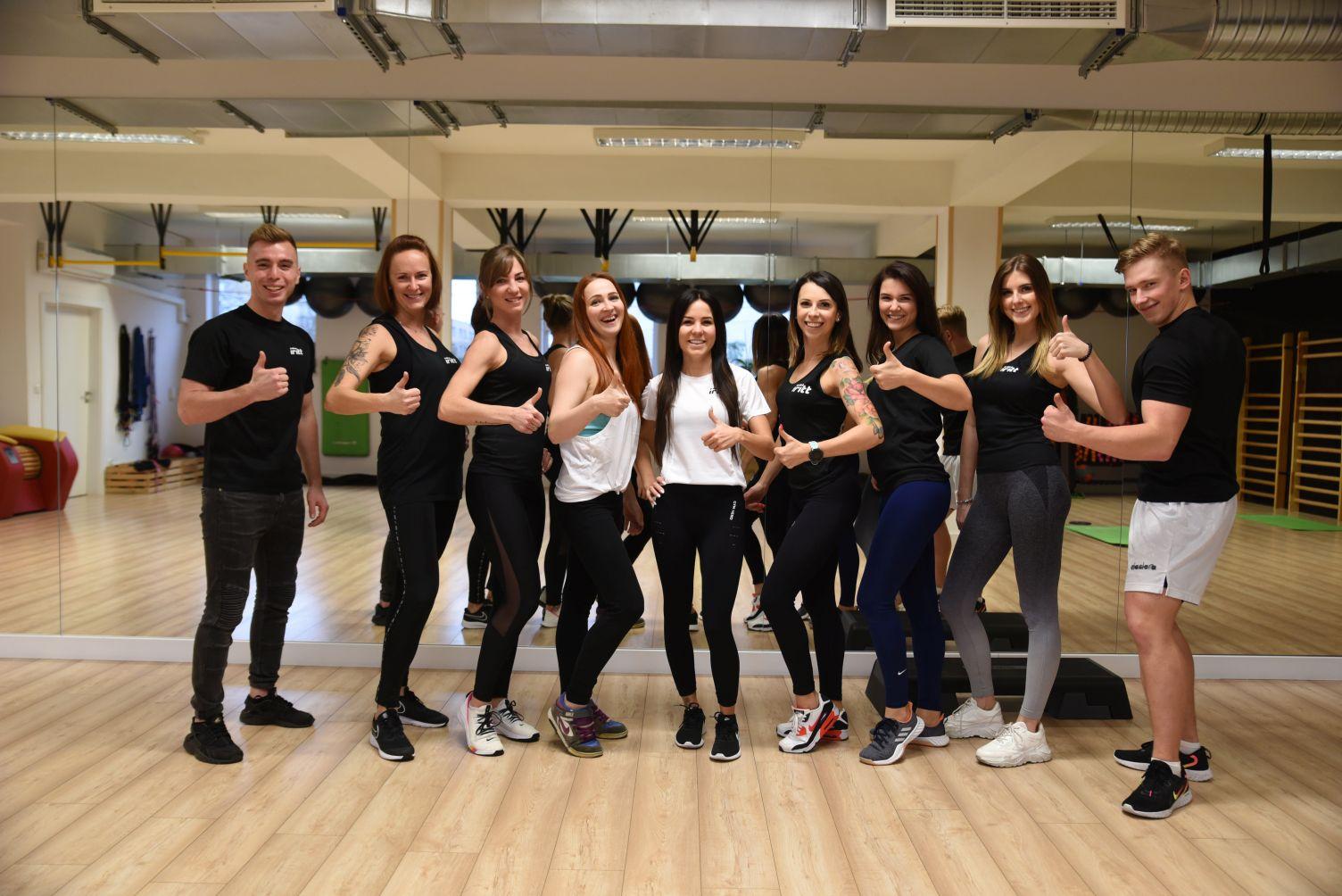 Receptura związku na wieki z Klubem Fitness iFitt