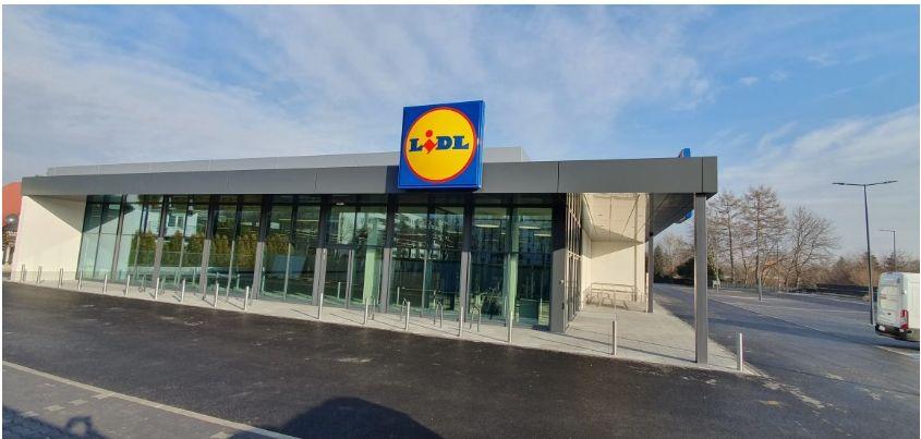 Na początku marca otwarcie Lidla w Wadowicach