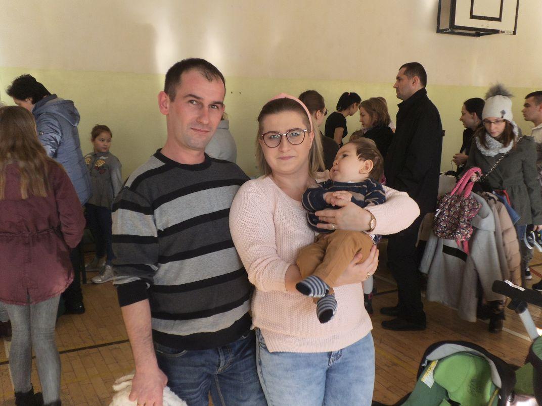 Podczas kiermaszu dla Miłoszka zebrano prawie 10 tys. zł
