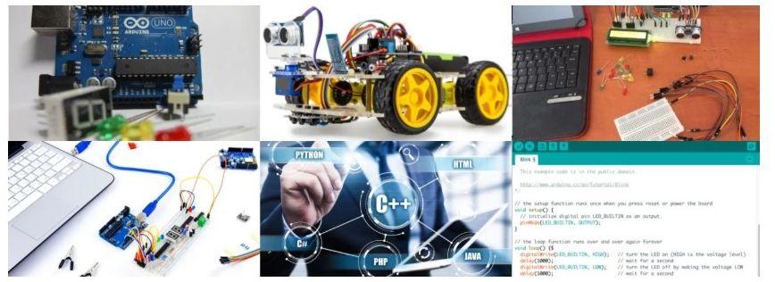 Kurs z programowania i robotyki z Tomaro Robot