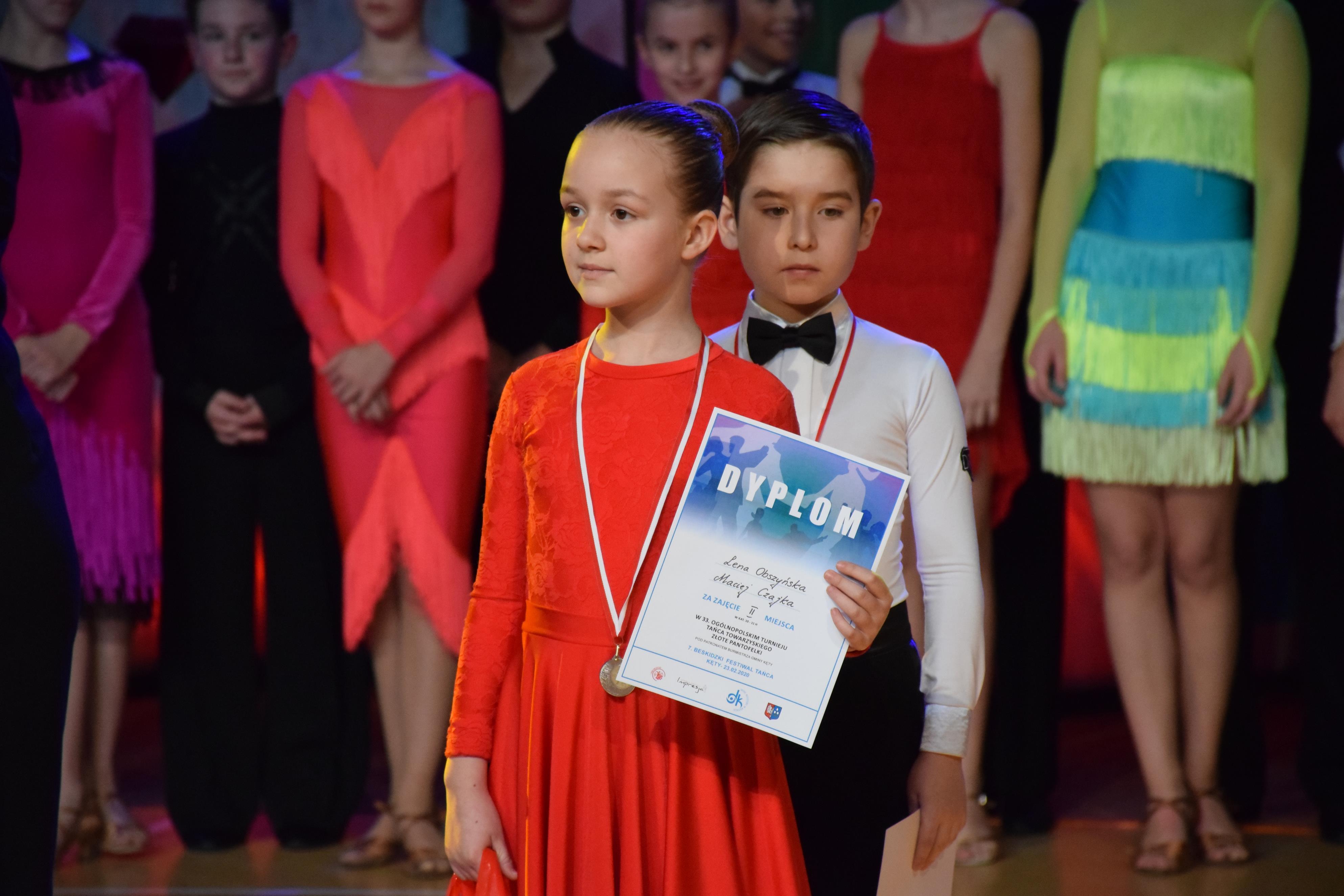 Beskidzki Festiwal Tańca 2020 w Kętach już za nami [WYNIKI] [FOTO]