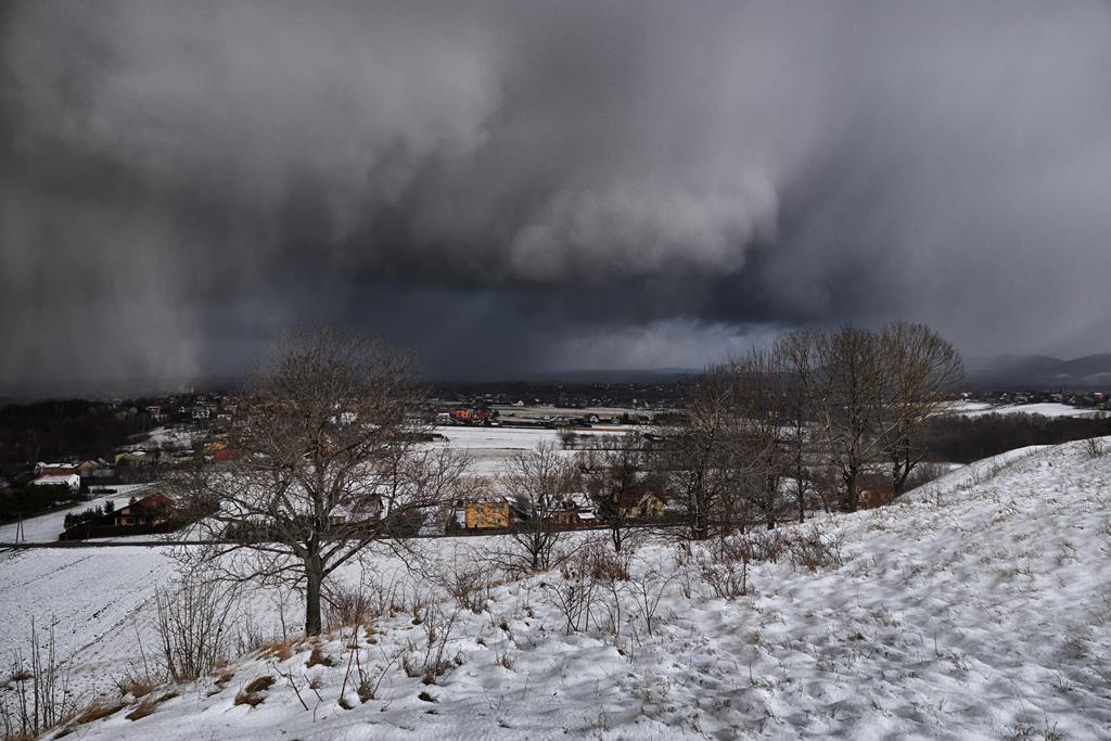 Piątkowe popołudnie w obiektywie Dariusza Krakowiaka [FOTO]