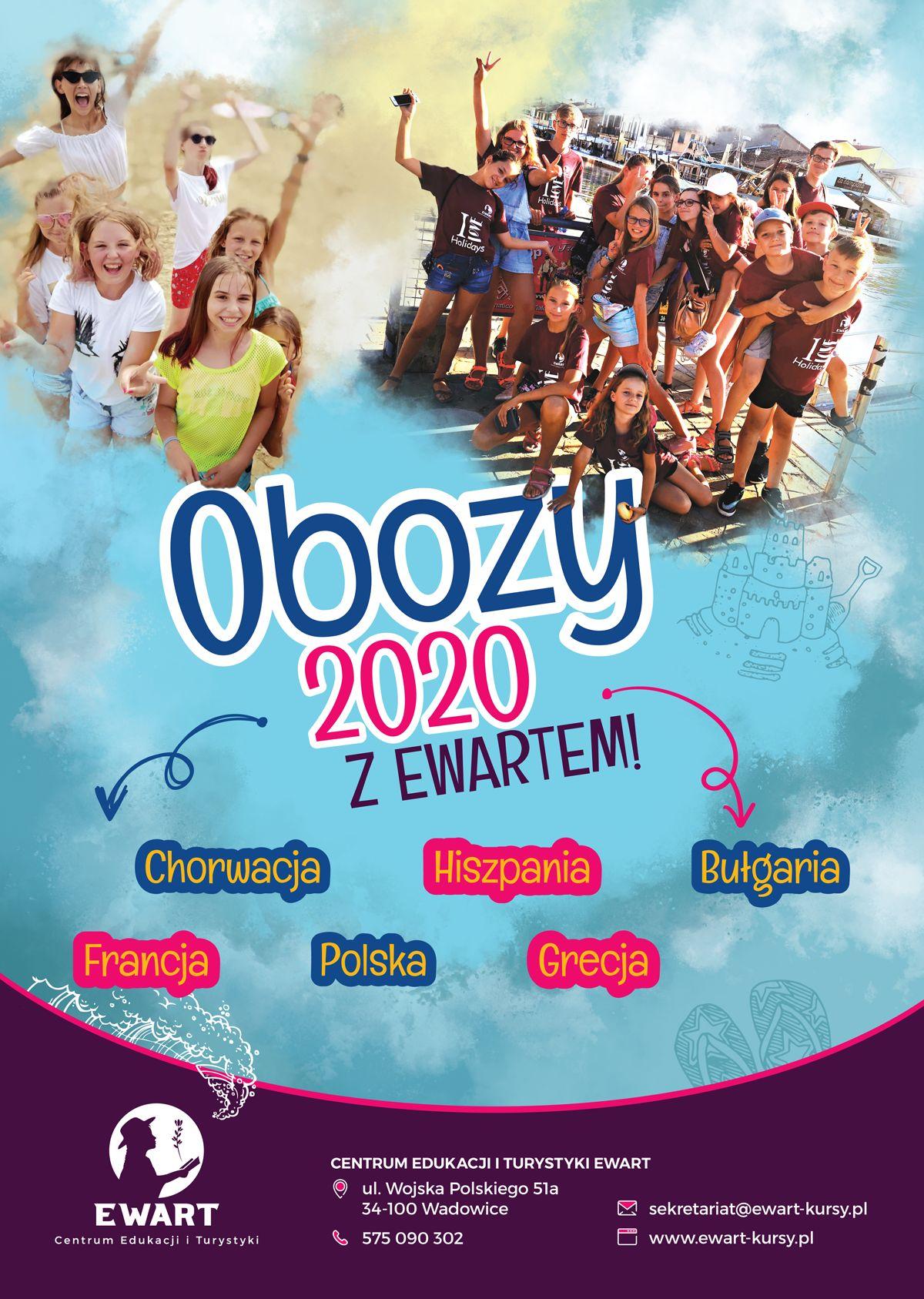 Lato - 2020 z Ewartem już w ofercie!!!