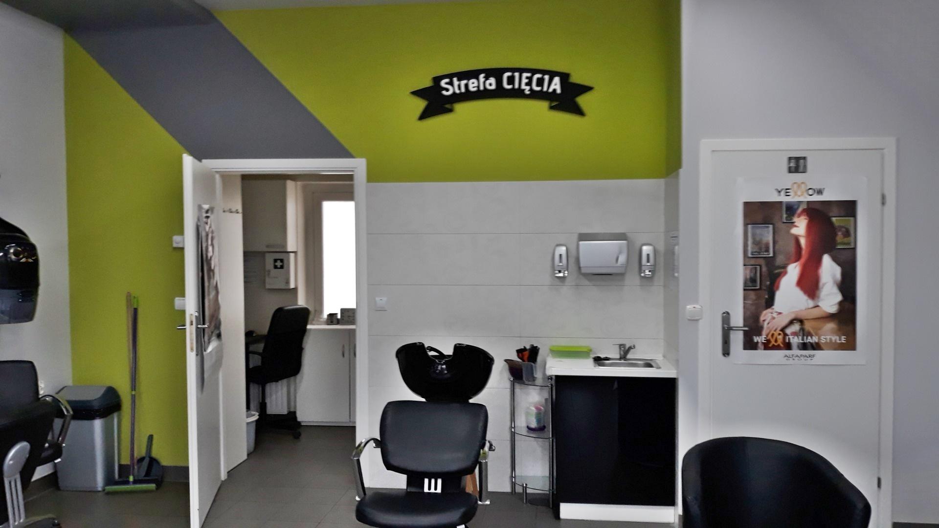 Kompletnie wyposażony Salon Fryzjerski do wynajęcia od zaraz