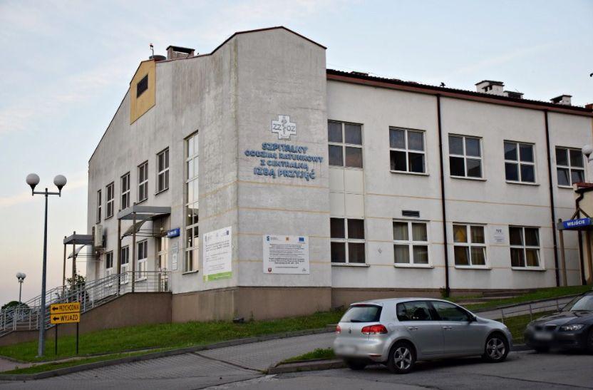 Wprowadzono zakaz odwiedzin pacjentów w szpitalu