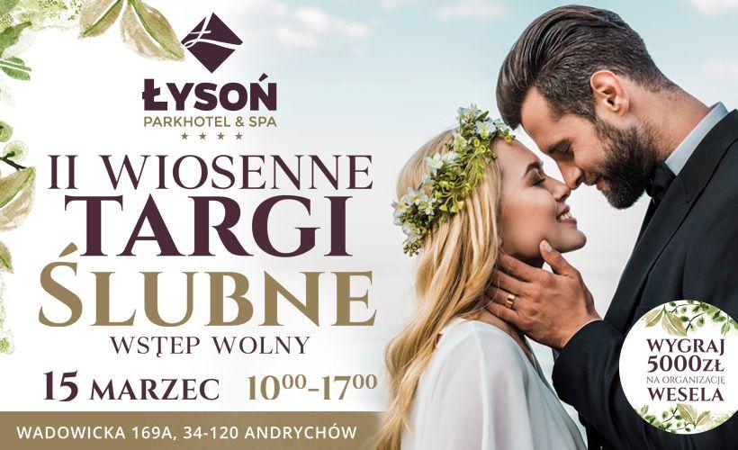 Targi Ślubne w ParkHotel Łysoń&SPA
