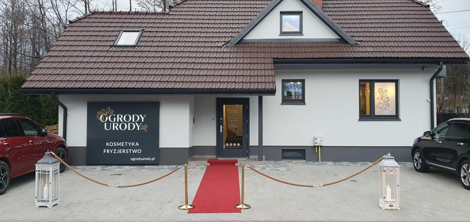 Ogrody Urody w Andrychowie już otwarte [VIDEO]