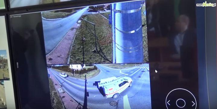 Najbardziej kolizyjne skrzyżowanie w Andrychowie objęte monitoringiem
