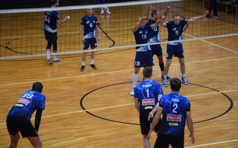 MKS Andrychów wygrywa po raz trzeci z Kęczaninem i awansuje do turnieju półfinałowego