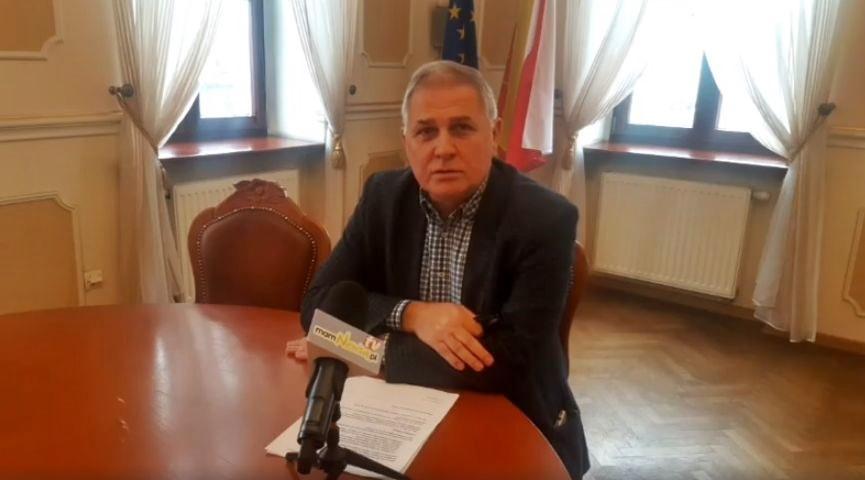 Tomasz Żak o sytuacji w gminie Andrychów w związku z zagrożeniem koronawirusem