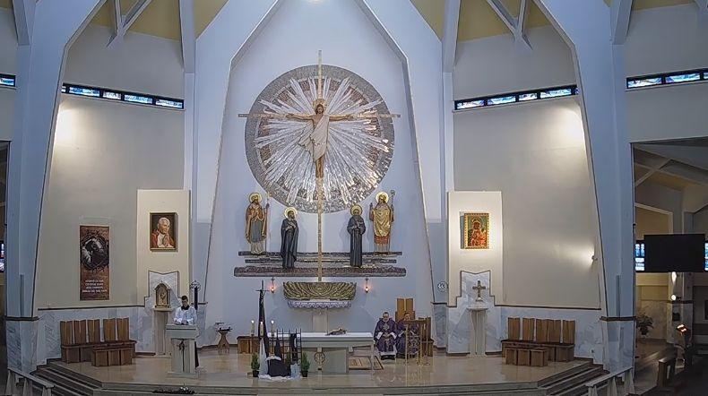 Msza św. na żywo w internecie. Zobaczcie gdzie oglądać